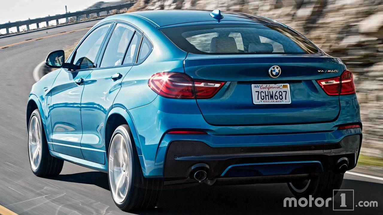 2019 BMW X4 See The Changes Side By Side