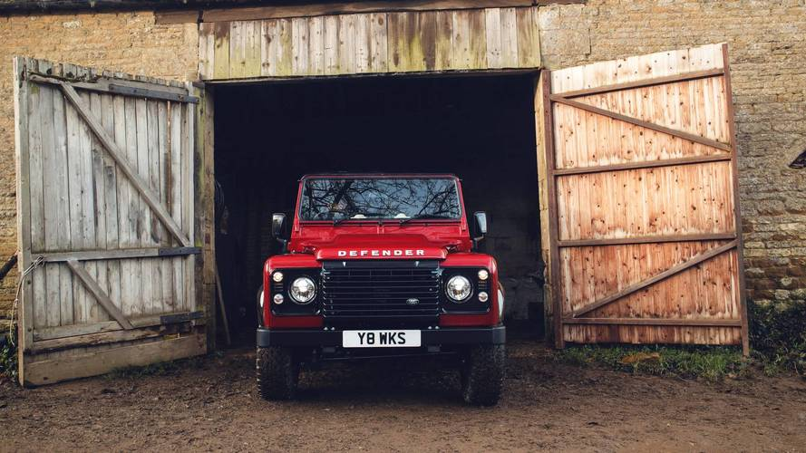 'Lock Up Your Landies' Insurer Tells Defender Owners