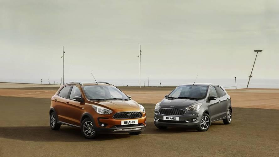 Ford Ka 2019 é revelado na Europa e antecipa o nacional