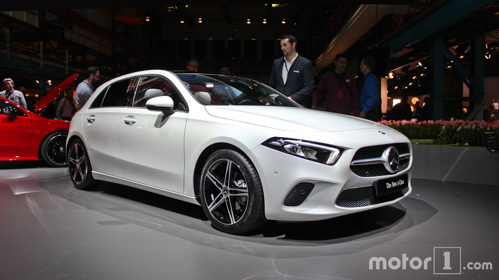 Mercedes Benz A Class Rendering Imagines Hatchback As Cabrio