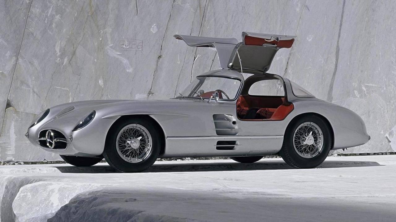 1.- Mercedes-Benz 300 SLR Uhlenhaut Coupé