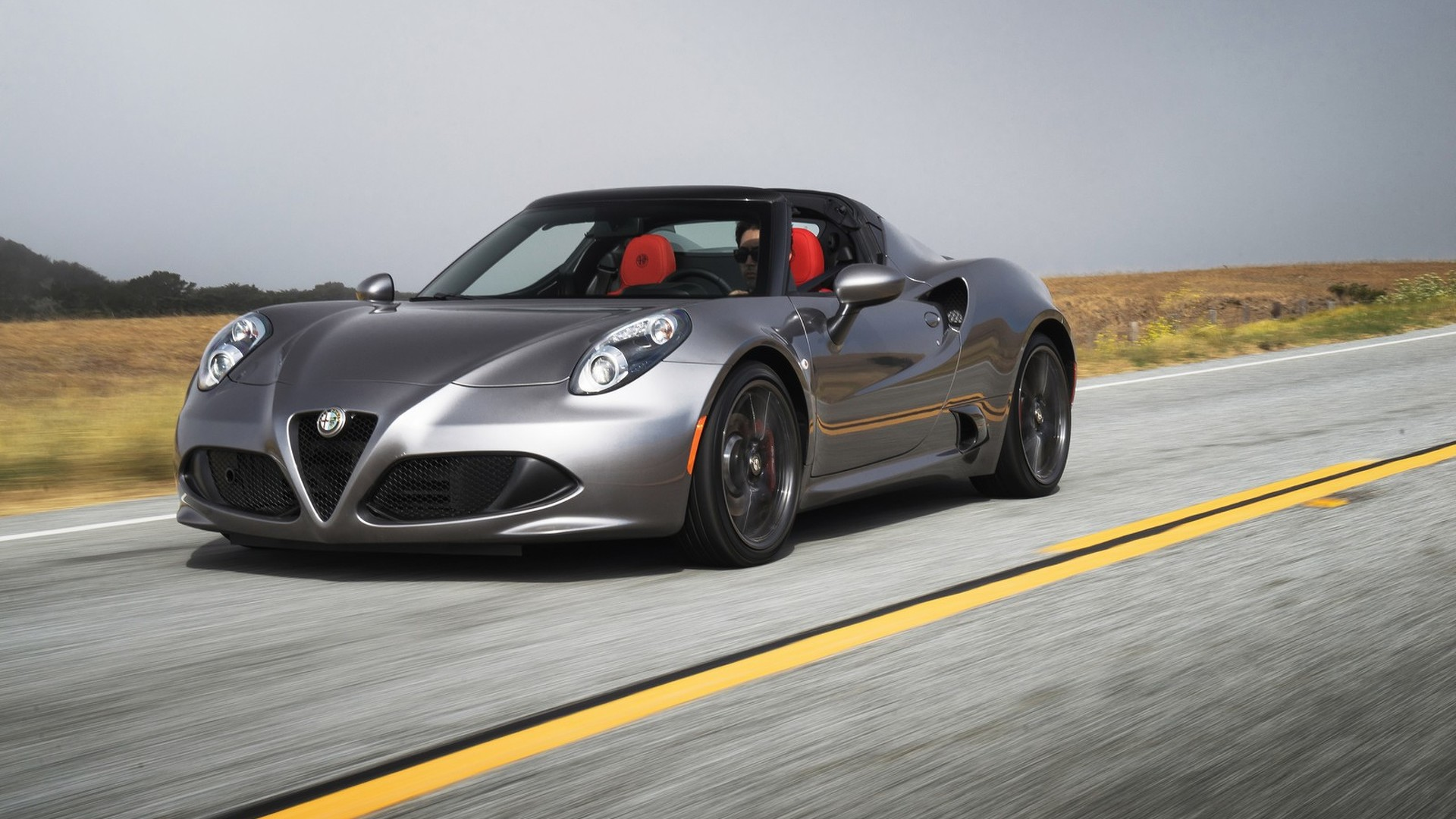 Alfa Romeo 4c >> 2016 Alfa Romeo 4c And 4c Spider Introduced With Minor Updates