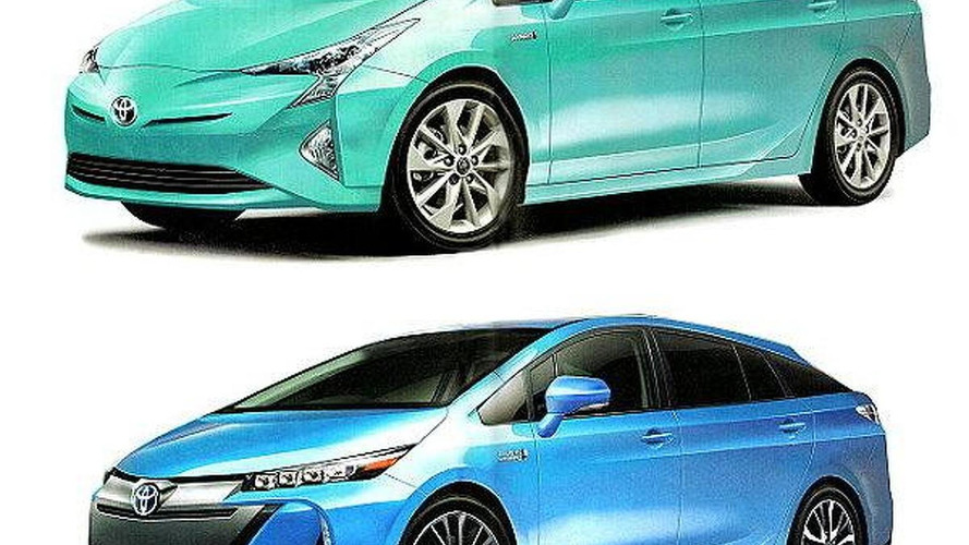 Is this the new Toyota Prius?