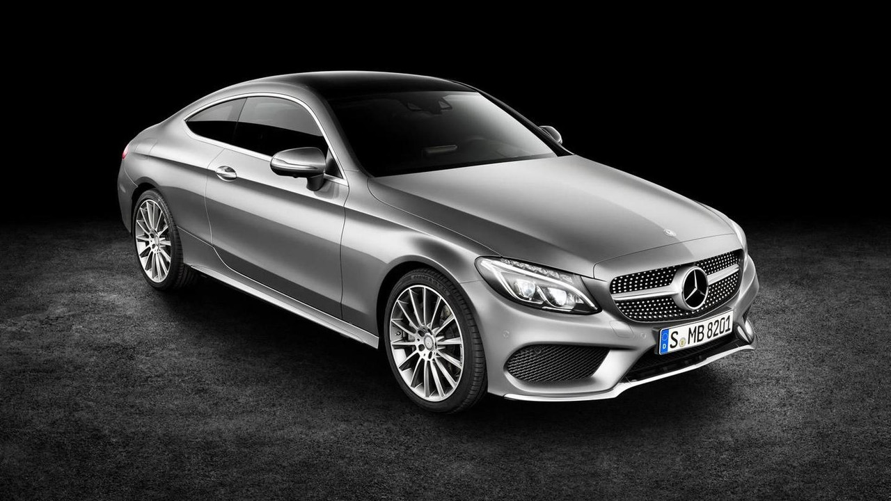 2016 Mercedes Benz C Cl Coupe