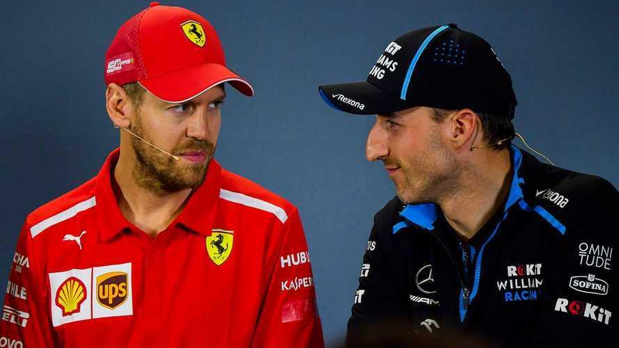 F1, Ricciardo applaude il rientrante Kubica. Tanta emozione