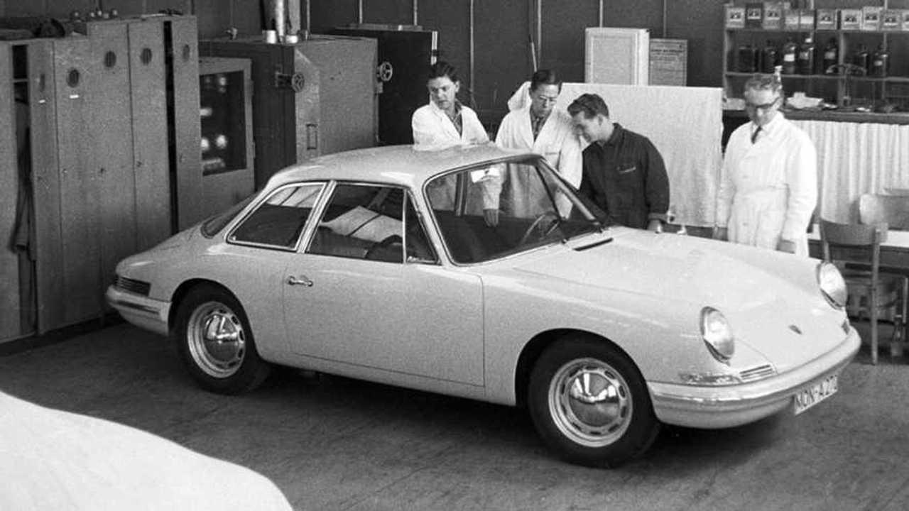 Porsche Type 754 Prototype