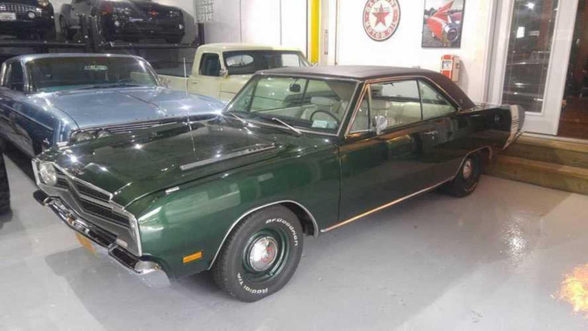 "[""1. Big Muscle M-Code 1969 Dodge Dart GTS 440""]"