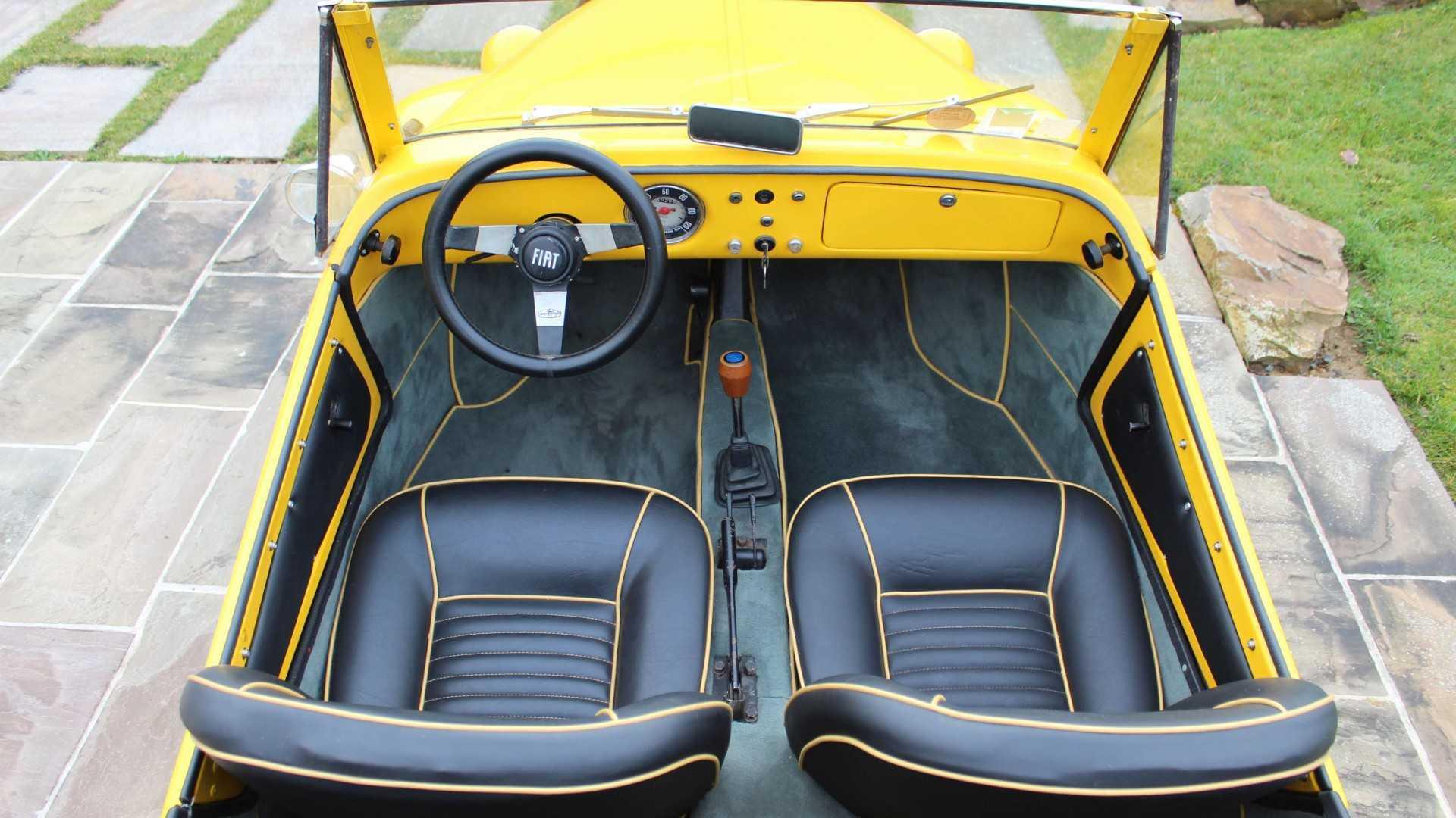"""[""""Coachbuilt Fiat 500 Artcurial auction""""]"""