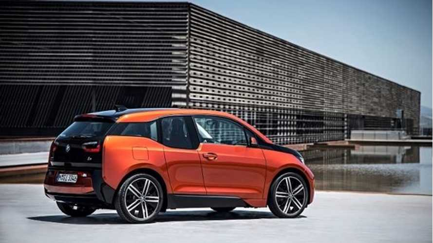 How BMW Designers Removed Visual Weight From the i3