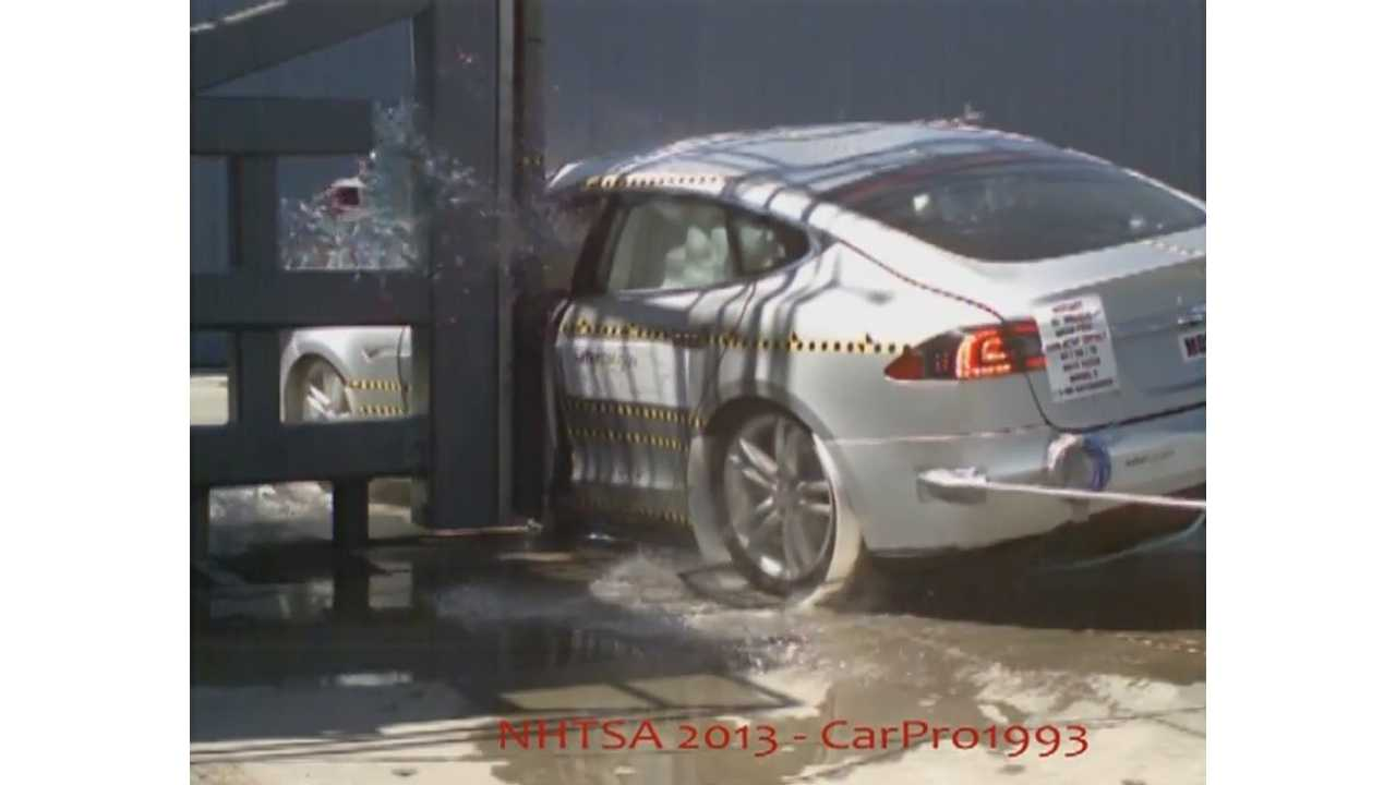 Are Electric Vehicles Inherently Safer Than ICE?