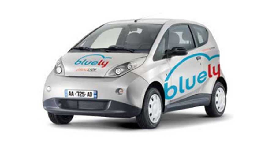 Bolloré Now Trialing BlueLy Carsharing Service In Lyon Ahead of Launch