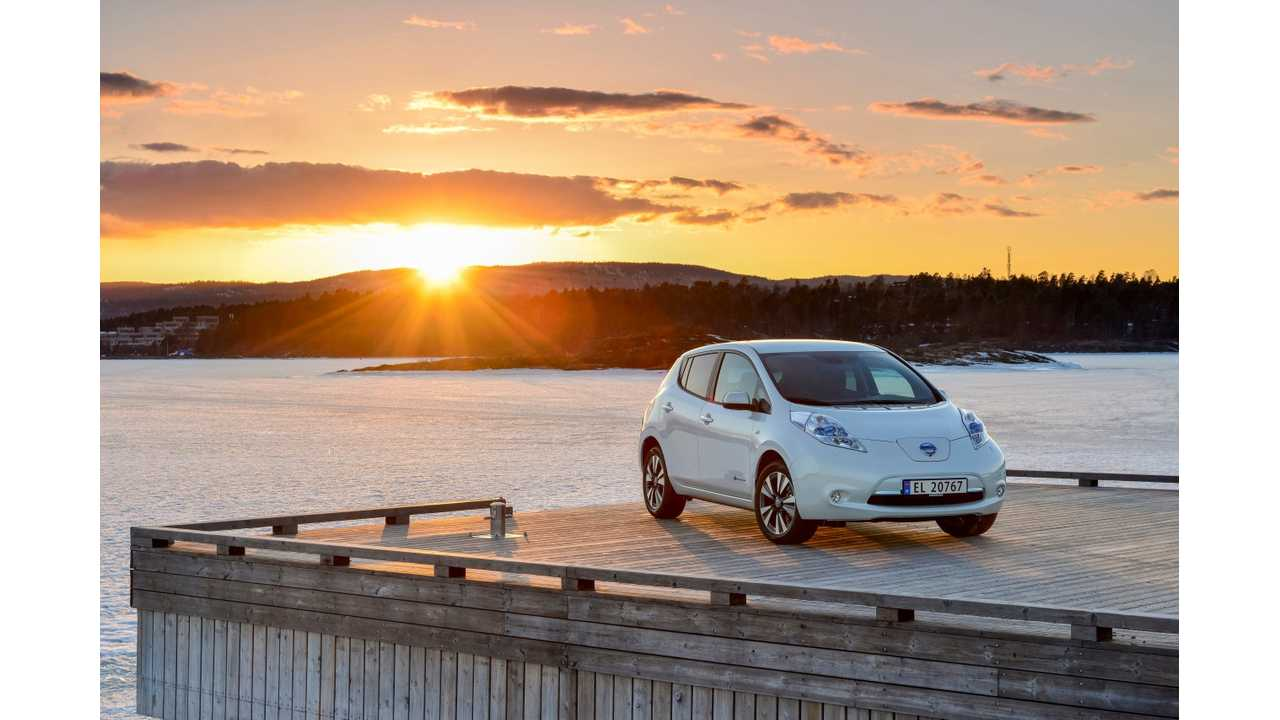 Norwegians Loves Their EVs, But 85% have Backup ICE