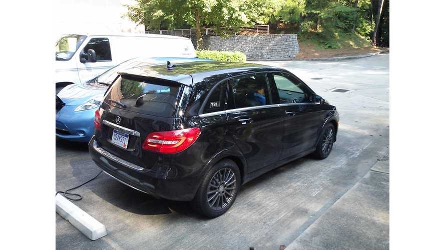 Upcoming Mercedes B Class Caught In US Testing...A Couple Times (lots of photos)