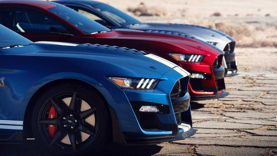 Here's Why New Mustang Doesn't Share Its Face With Shelby GT350, GT500