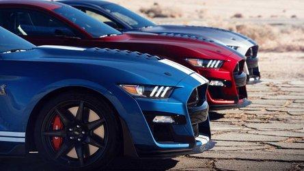 Mustang Shelby GT500 hala manuel şanzıman seçeneği ile gelebilir