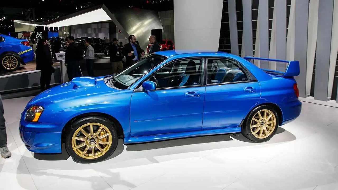 Extremer Subaru Sti S209 Warum Nicht Bei Uns