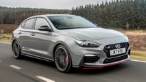 Hyundai i30 Fastback N in the UK