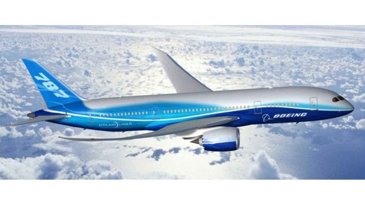 Tesla CEO Musk Offers Assistance to Boeing On 787 Dreamliner Lithium-Ion Battery Issues