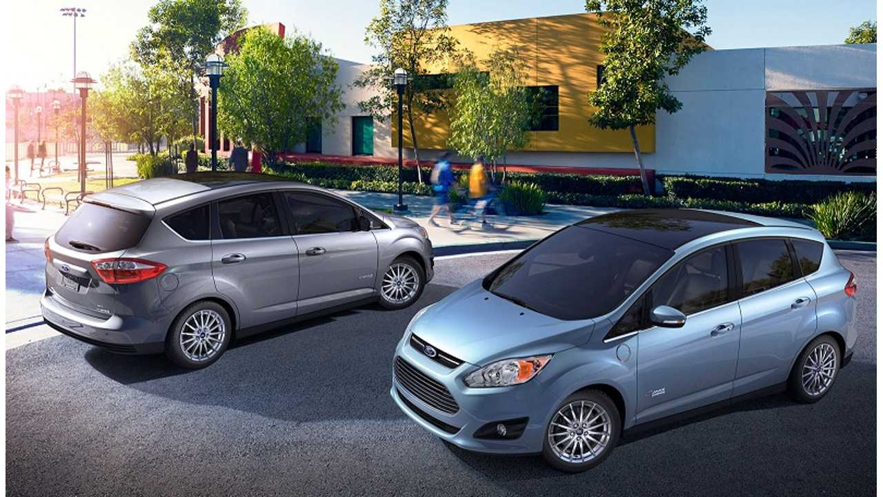 The Low Cost And High Efficiency Of The Ford C-Max Energi Is Converting Ford Dealerships Around The Country