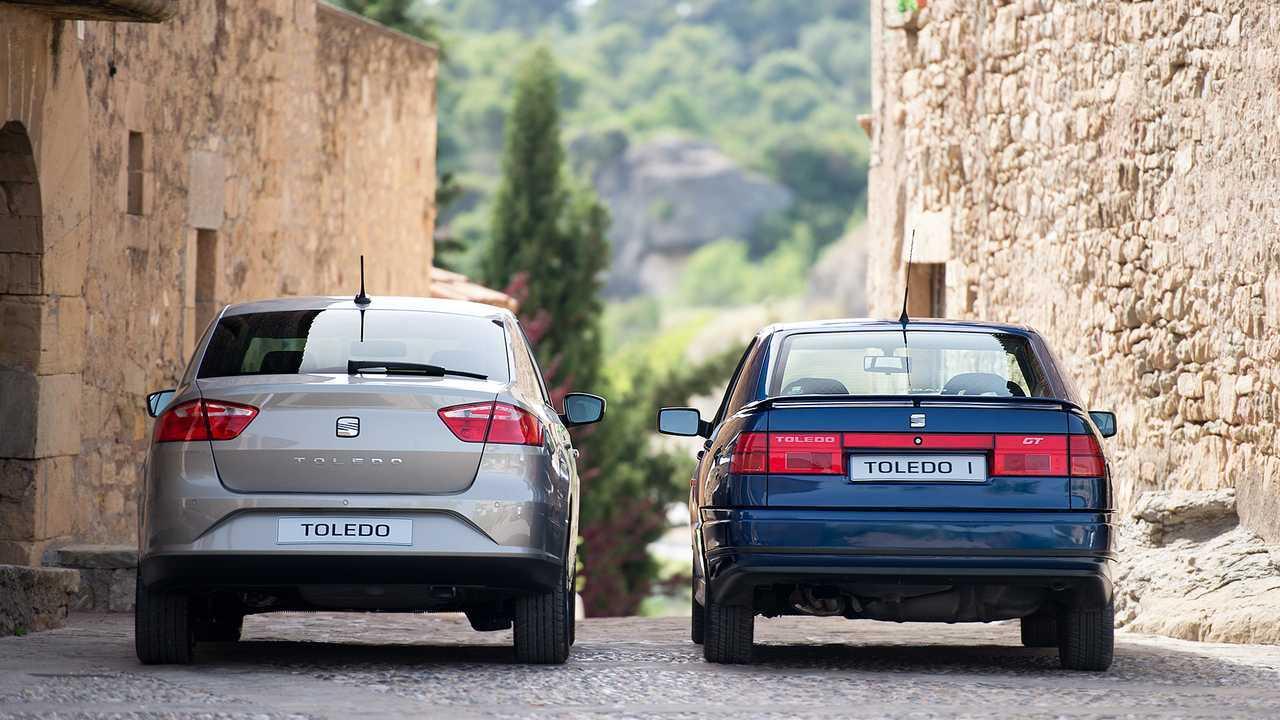 Seat Toledo I und IV