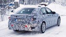 Nuova Mercedes Classe C. le foto spia
