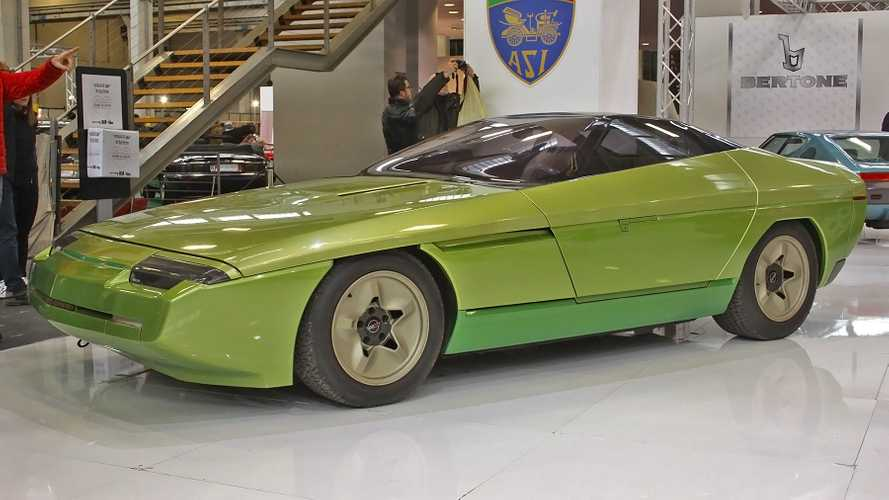 1984 Bertone Ramarro Corvette: Concept We Forgot
