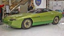 Vergessene Studien: Bertone Ramarro Corvette (1984)
