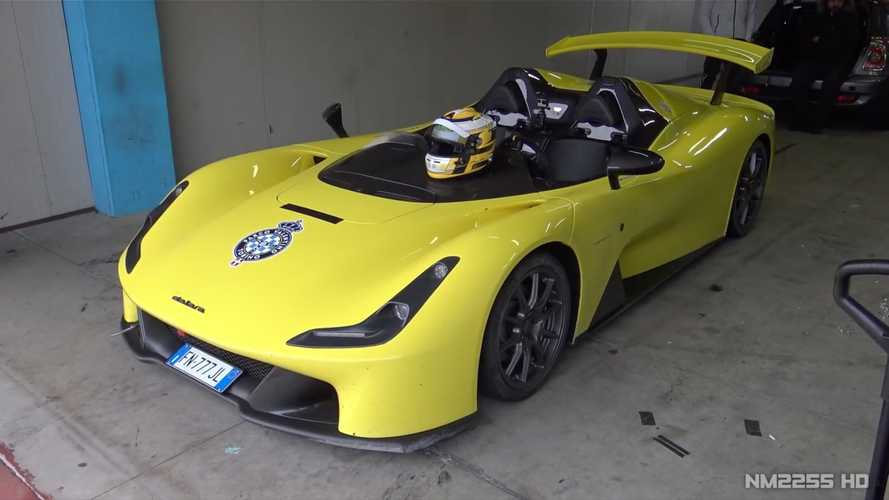 Dallara Stradale Makes Perfect Track Toy