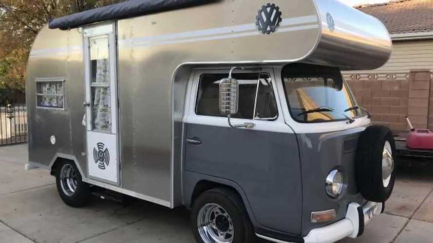VW Custom Camper 1969