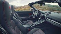 2019 Porsche 718 Boxster T Interior