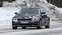 2020 BMW 3 Series Touring Spy Photos