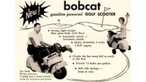 Bobcat golf scooter ad 1
