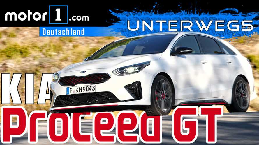 Video: Kia ProCeed GT im Test - Besser als BMW?