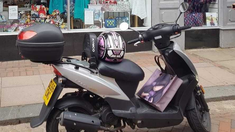 Real Life Witch Helps Local Woman Recover Stolen Scooter