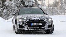 Audi A4 Allroad Spy Photos