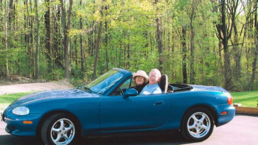 A Rare MX-5 Miata Finds Forever Home