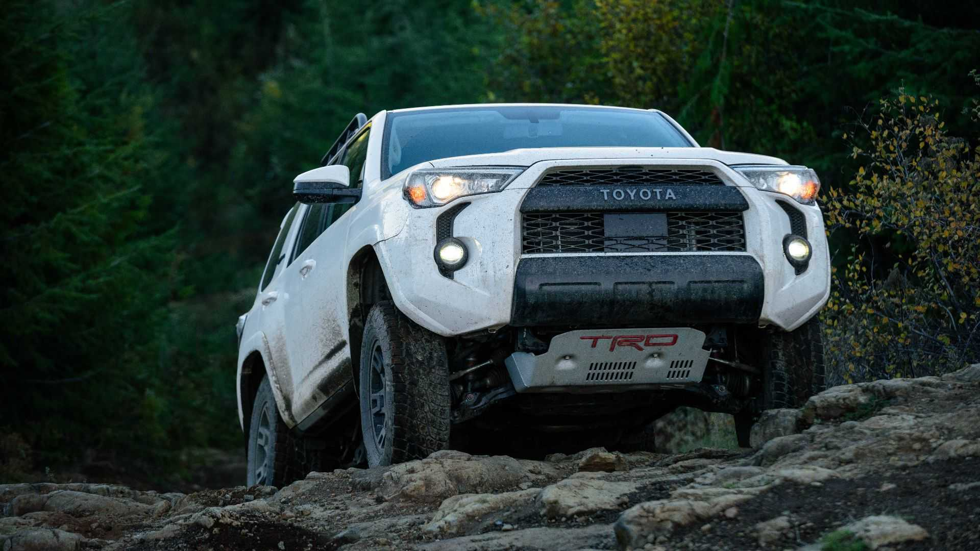 2020 Toyota 4runner Redesign, Price >> Ancient Toyota 4runner Getting Giant Price Increase