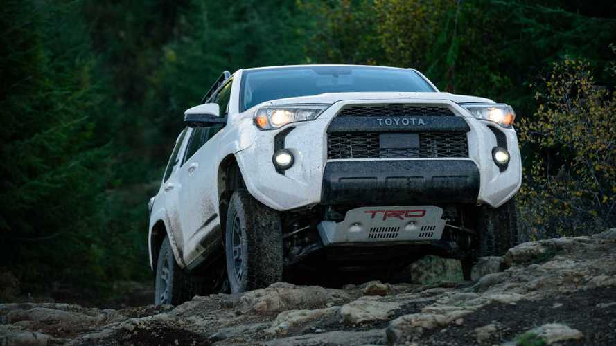 Ancient Toyota 4Runner Getting Giant Price Increase