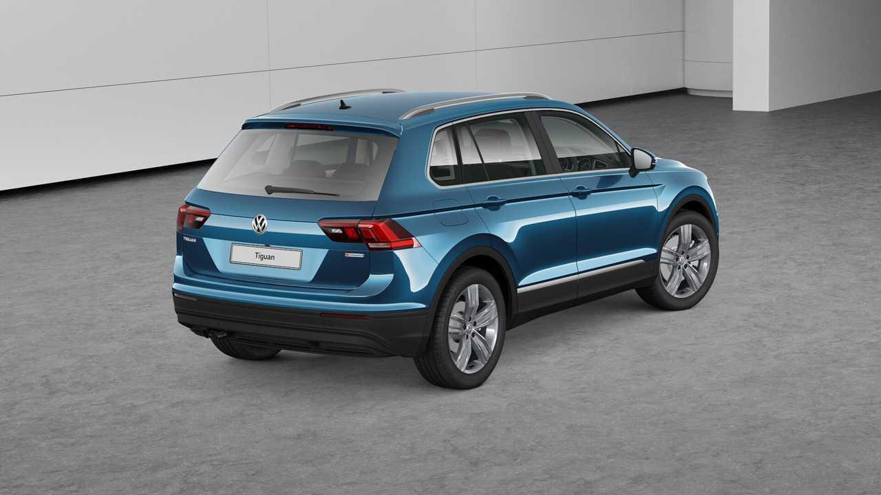 2019 Volkswagen Tiguan Match