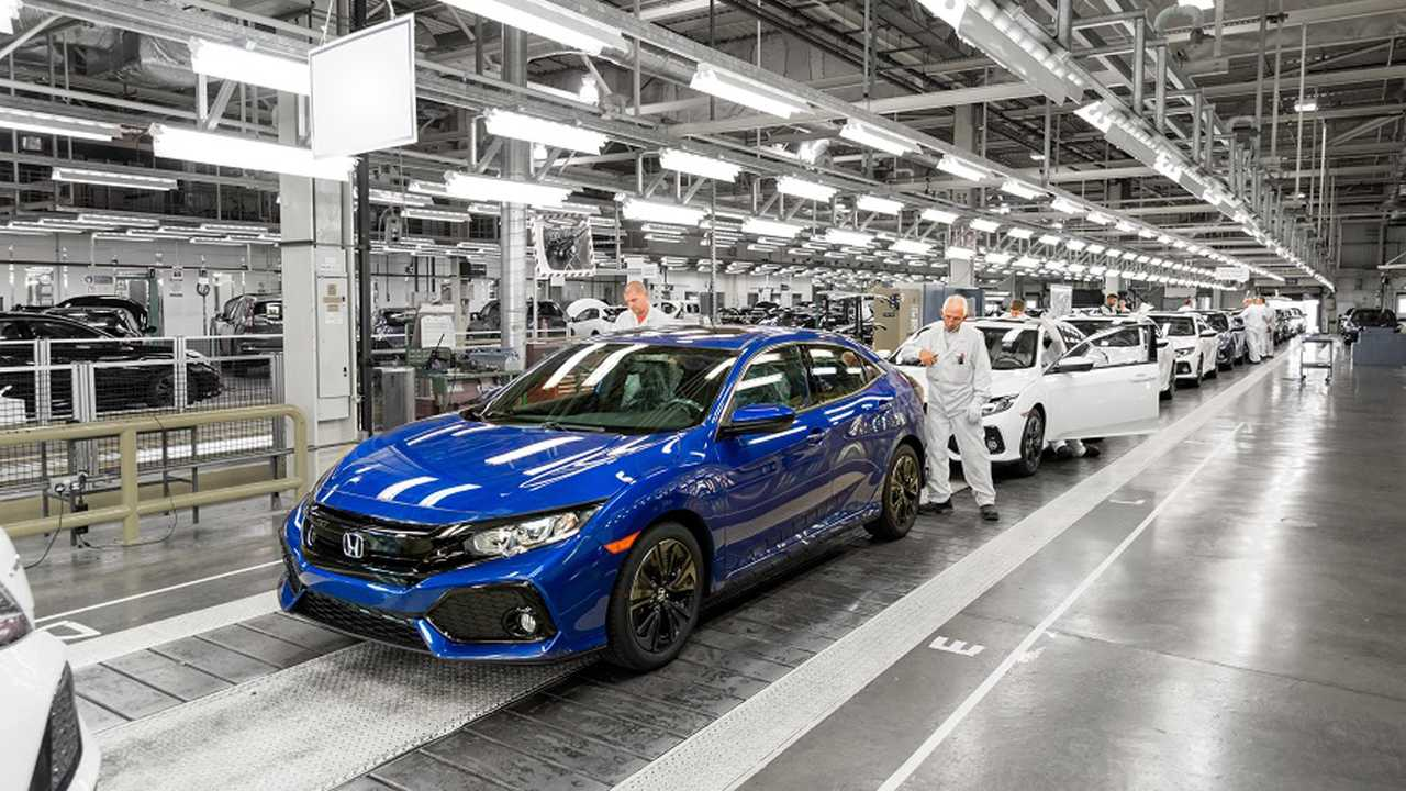 Honda Civic production, Swindon