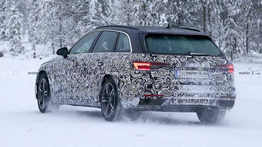 El Audi A4 Avant 2019, cazado en fotos espía (actualizado)