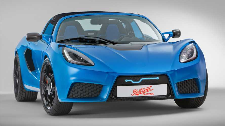 Detroit Electric Delays Production of Electric SP:01...Surprised? We Aren't