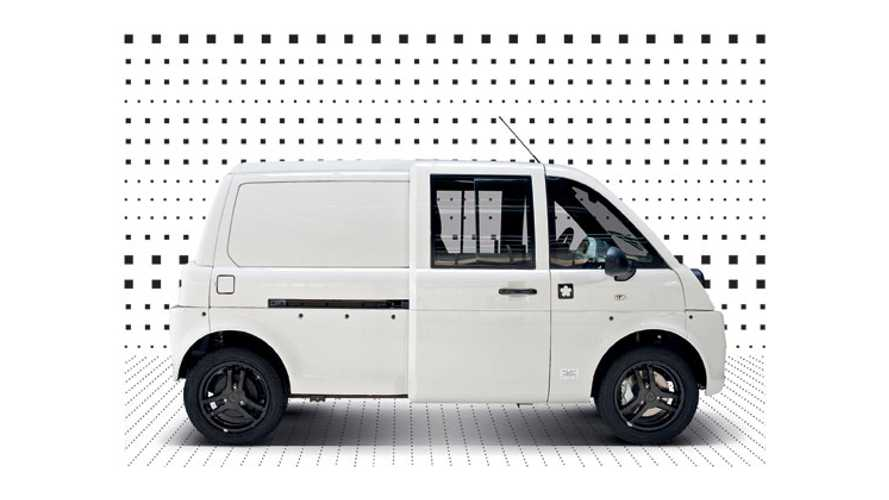 Funky Mia U Electric Van to Launch in UK This Summer With Starting Price of $26,436