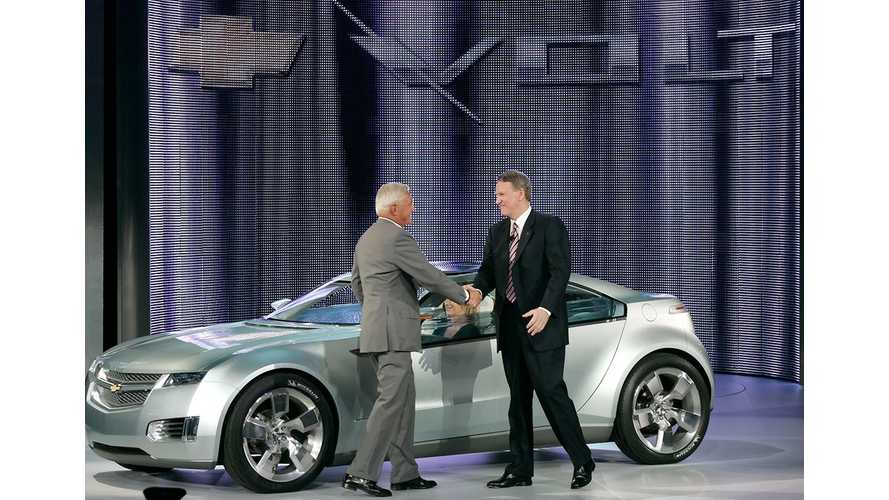 Mr. Chevy Volt, Bob Lutz, to be Inducted into Automotive Hall of Fame