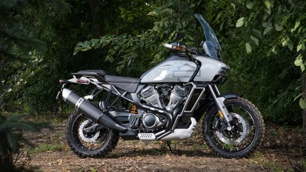 Details About Harley's New Bikes Emerge In Design Filings