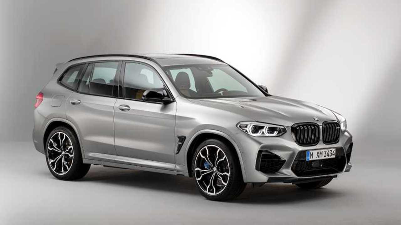 BMW X3 M and BMW X4 M Studio