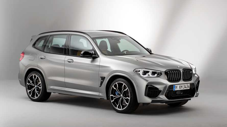 BMW expects X3 M to become the best-selling M car