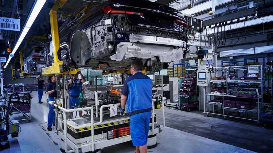 Elstartolt az új 7-es BMW sorozatgyártása