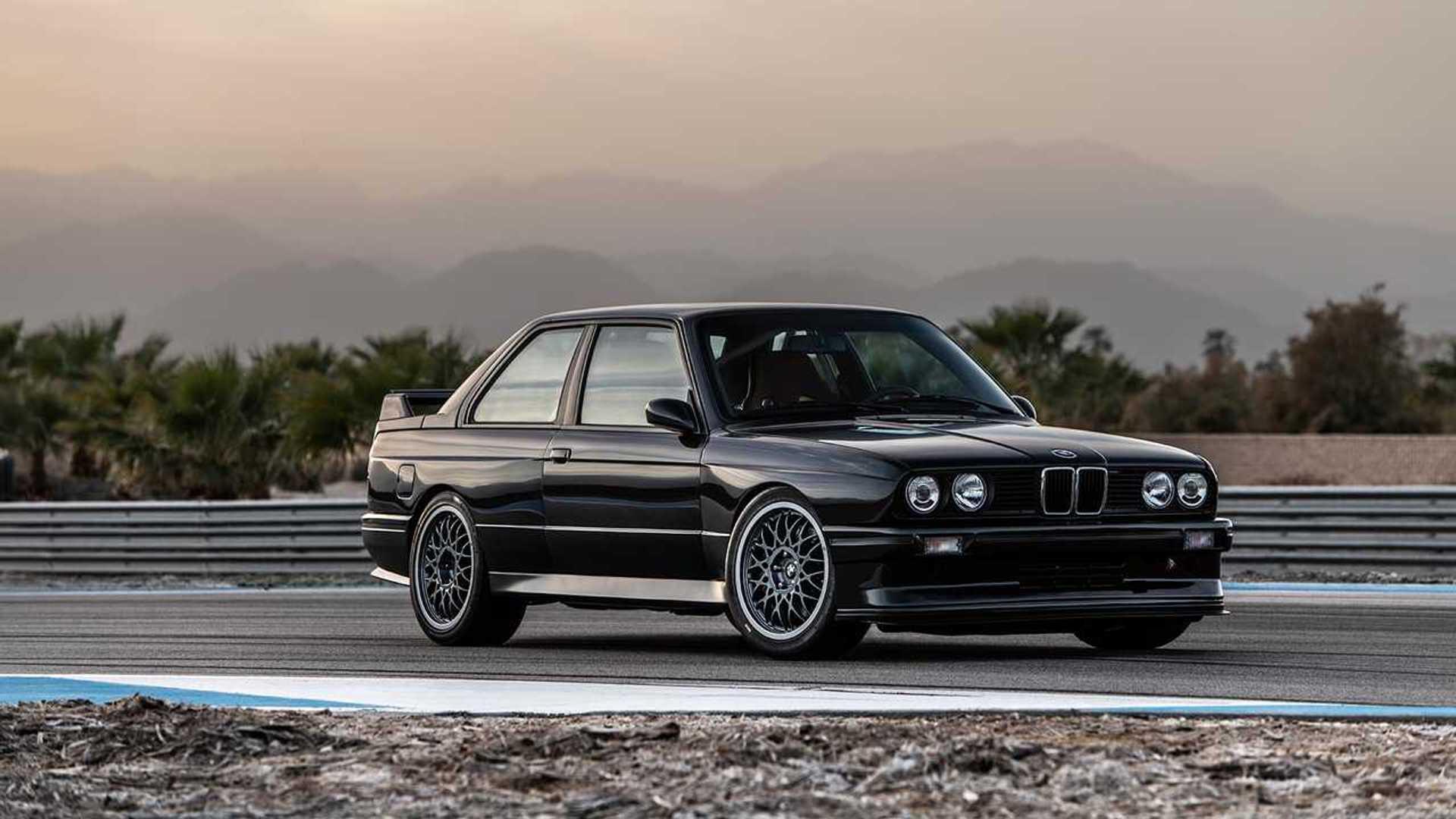 BMW E30 M3 >> Bmw E30 M3 Restomod Packs 390 Hp With Classic Looks