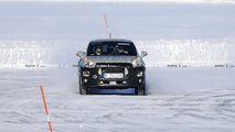 Ford Fiesta SUV Test Mule Spy Shots